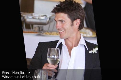 Reece Hornibrook - Australischer Winzer
