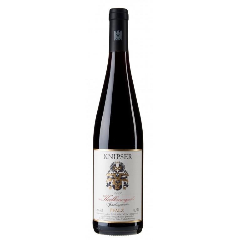 2007 Spätburgunder KALKMERGEL Spätlese trocken von Weingut Knipser