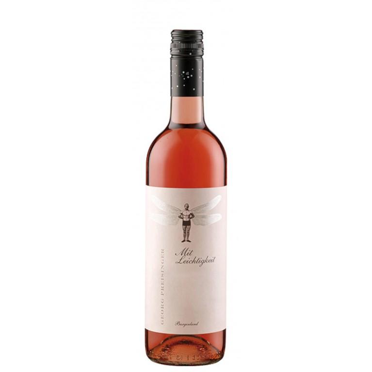 Mit Leichtigkeit Rosé Qualitätswein trocken