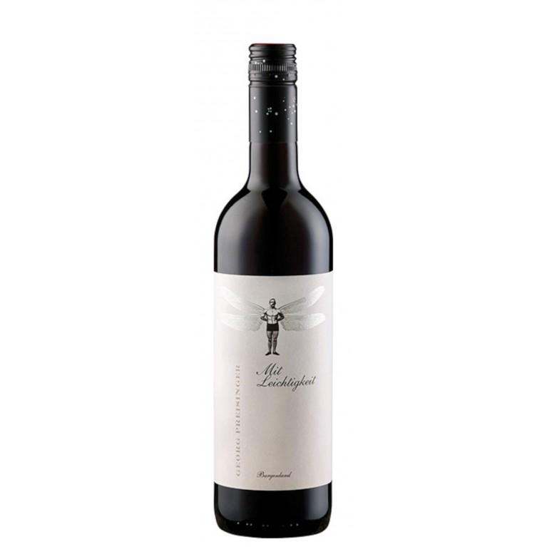 Mit Leichtigkeit Rot Qualitätswein trocken