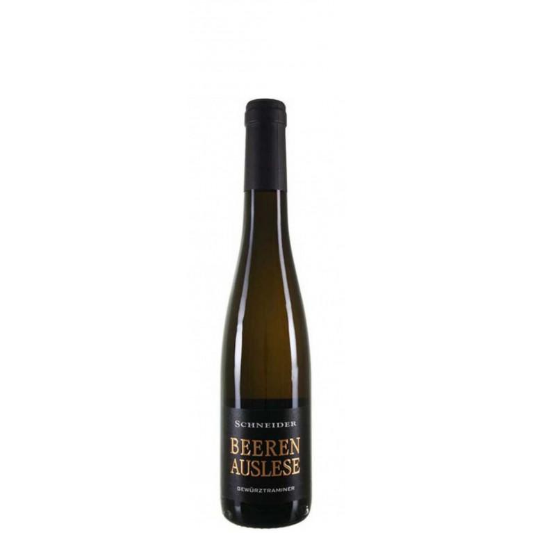 2015 Gewürztraminer Beerenauslese edelsüß  0.375L