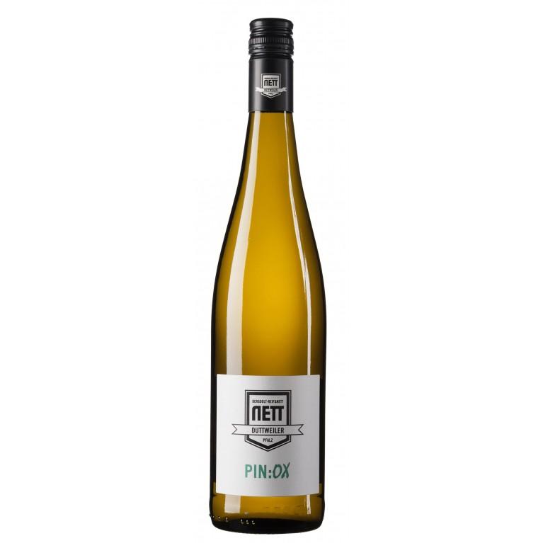 Bergdolt Reif & Nett Weißwein 'PIN:OX' trocken