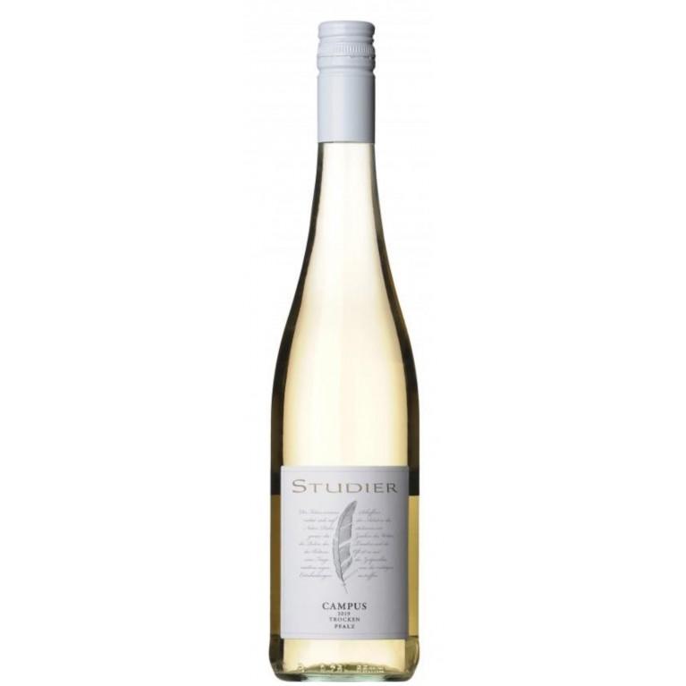 Campus Weißwein-Cuvée trocken - BIO