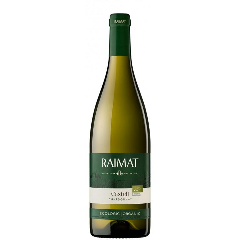 Raïmat Castell Chardonnay trocken - BIO
