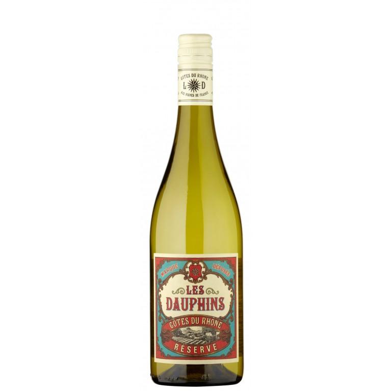 Dauphins Réserve Blanc