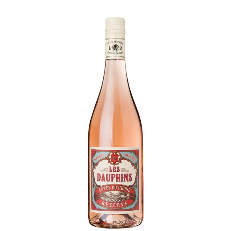 Dauphins Réserve Rosé