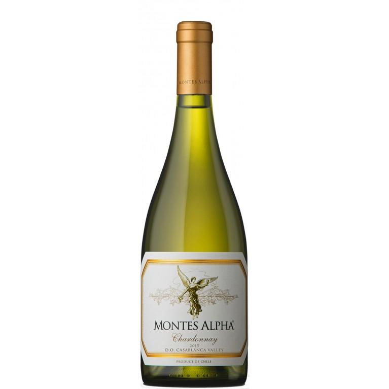 Montes Chardonnay - Alpha trocken