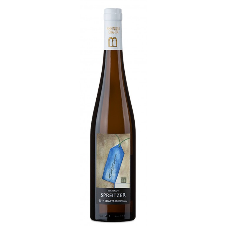 Weingut Spreitzer Riesling Charta trocken
