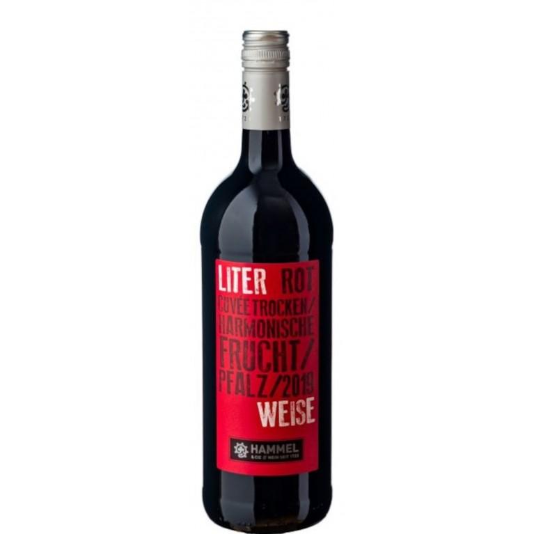 Hammel Cuvée Rot 1L trocken