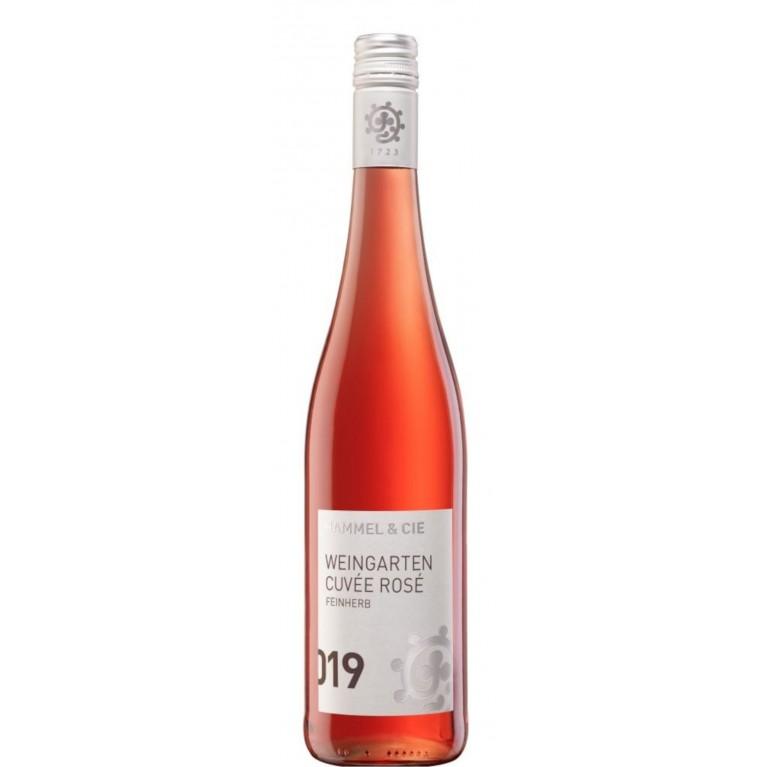 Weingartencuvée Rosé feinherb