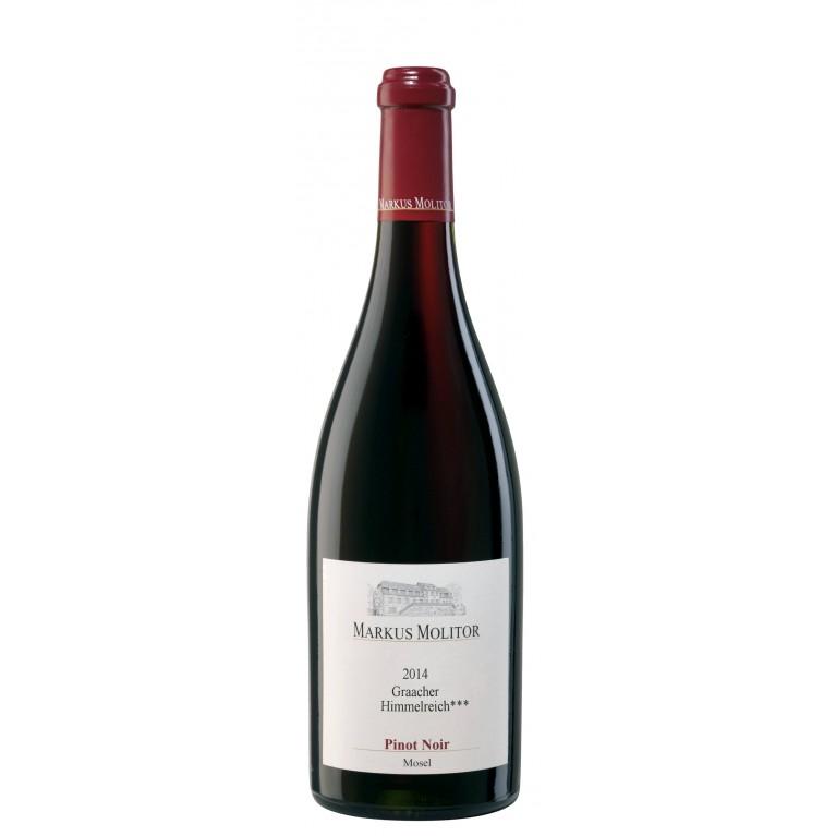 Markus Molitor Pinot Noir Graacher Himmelreich *** trocken