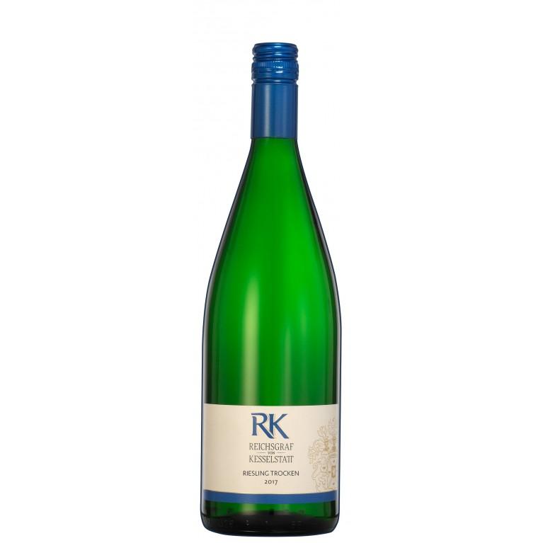 """Kesselstatt Riesling """"RK"""" trocken 1,0L"""