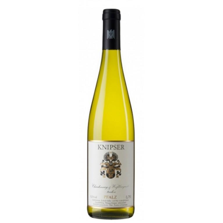 Chardonnay & Weißburgunder Kalkmergel trocken
