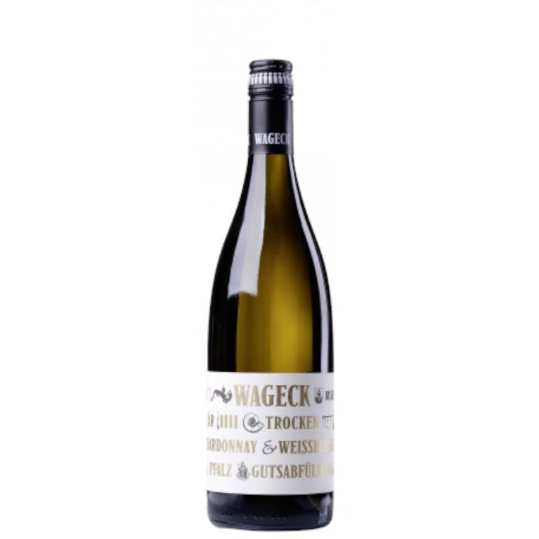 Wageck Chardonnay & Weißburgunder trocken
