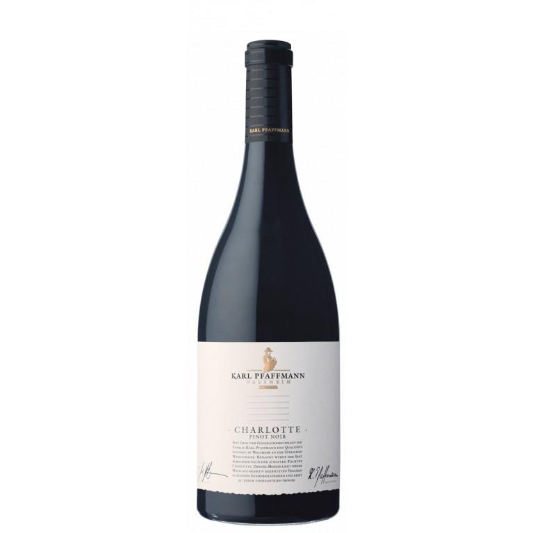 Pfaffmann 2014 'Charlotte' Pinot Noir - Grande Réserve trocken