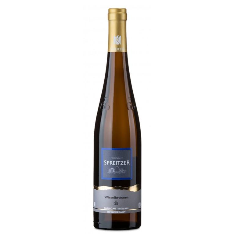 Weingut Spreitzer  Riesling Hattenheimer Wisselbrunnen GG trocken