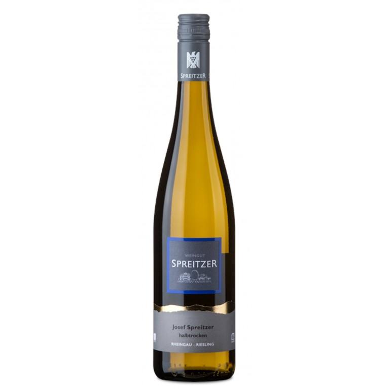 Weingut Spreitzer RIesling halbtrocken