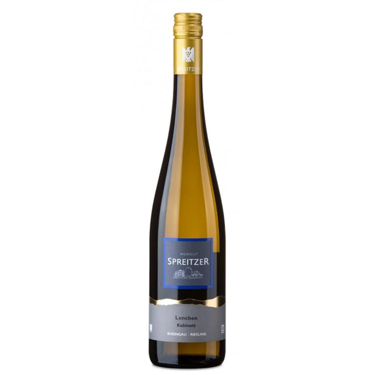 Weingut Spreitzer Riesling Oestricher Lenchen Kabinett fruchtsüß