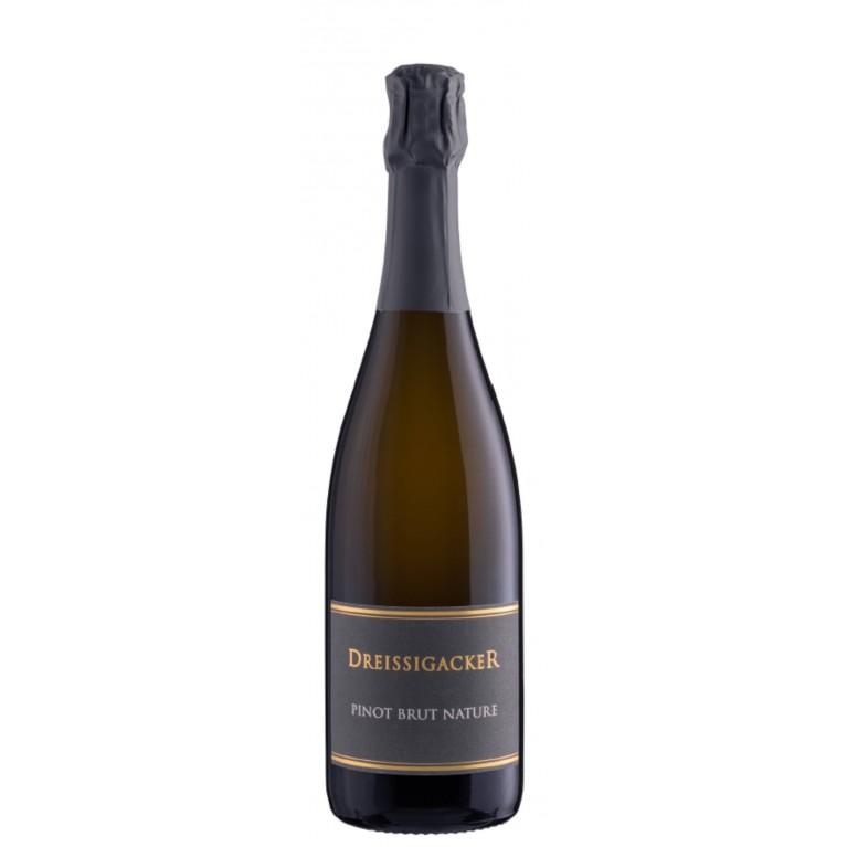 Dreissigacker 2014 Pinot brut nature