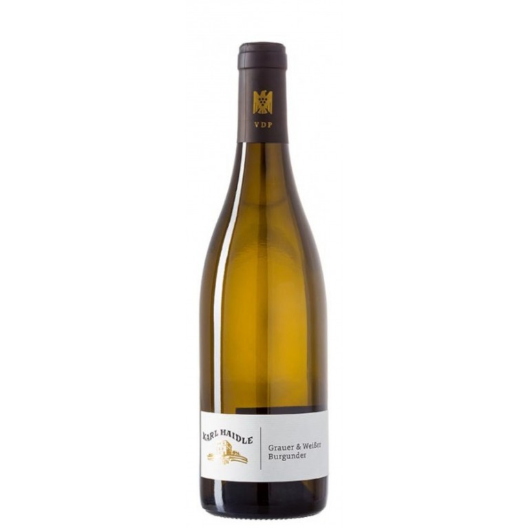 Grauer & Weißer Burgunder Weißweincuvée trocken - BIO