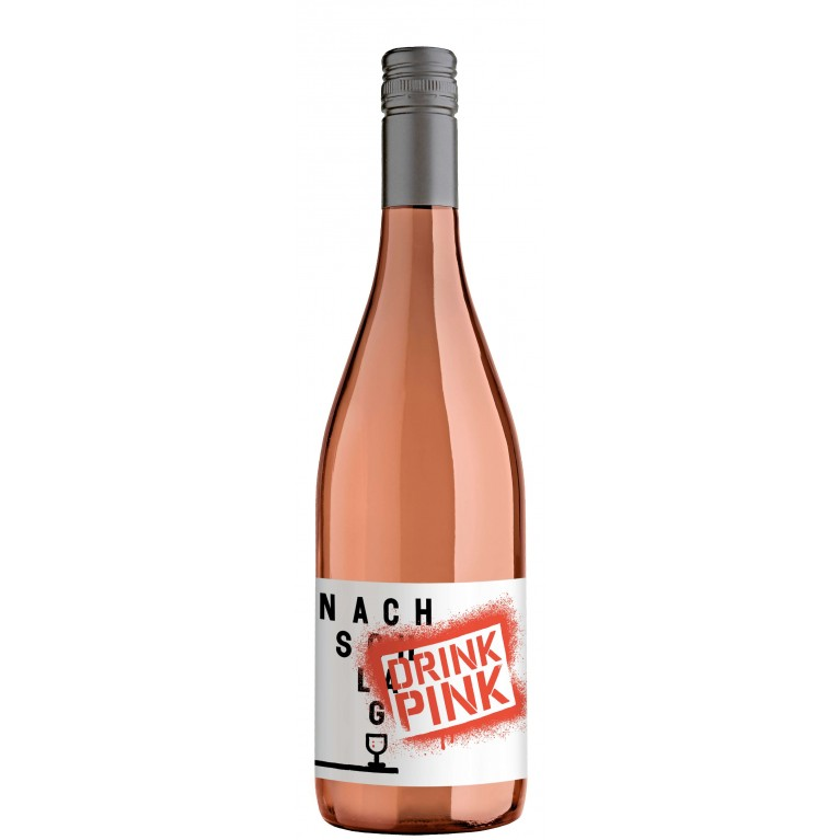 Winzerhof Stahl Nachschlag 'Drink Pink!' trocken