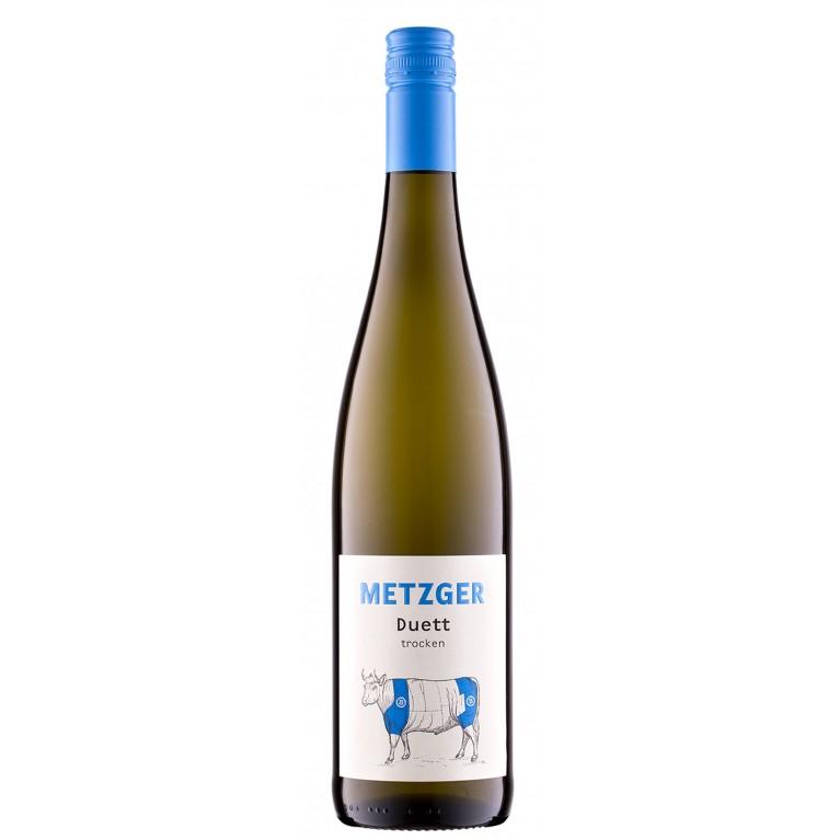 Metzger Duett Weißwein