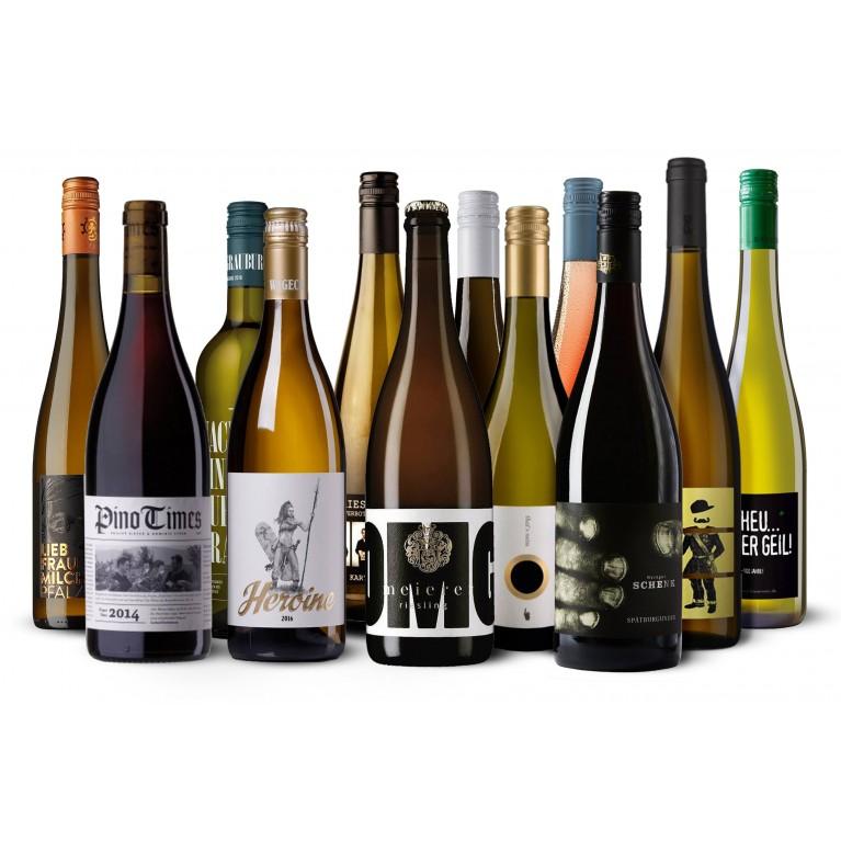 DWI: Deutschlands Coolste Weine Nominees