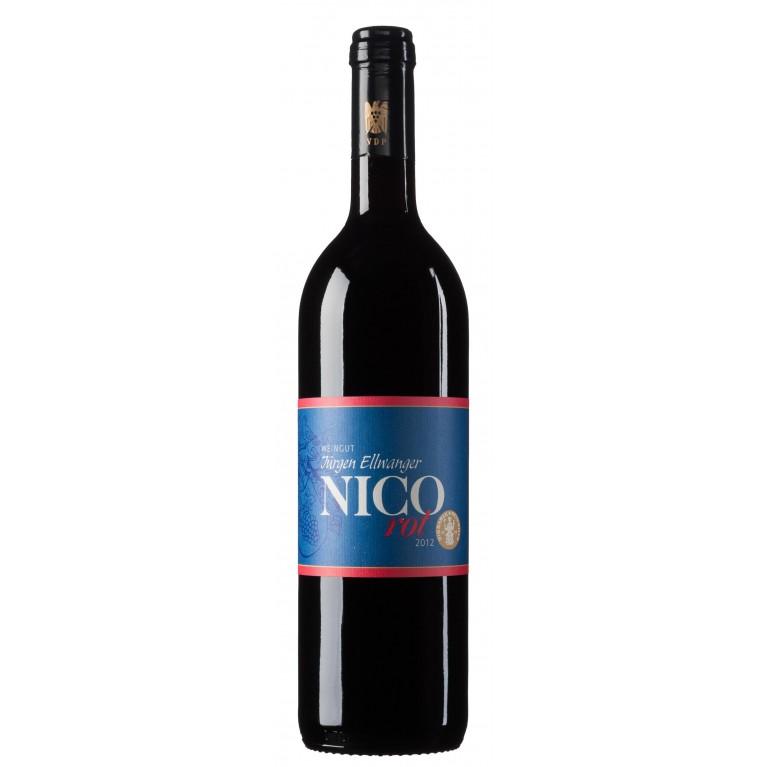 2017 'Nico' Rot trocken