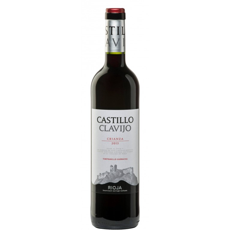 Criadores de Rioja 'Castillo Clavijo' Crianza trocken