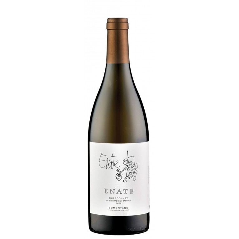 Enate 2016 Chardonnay DO Barrique