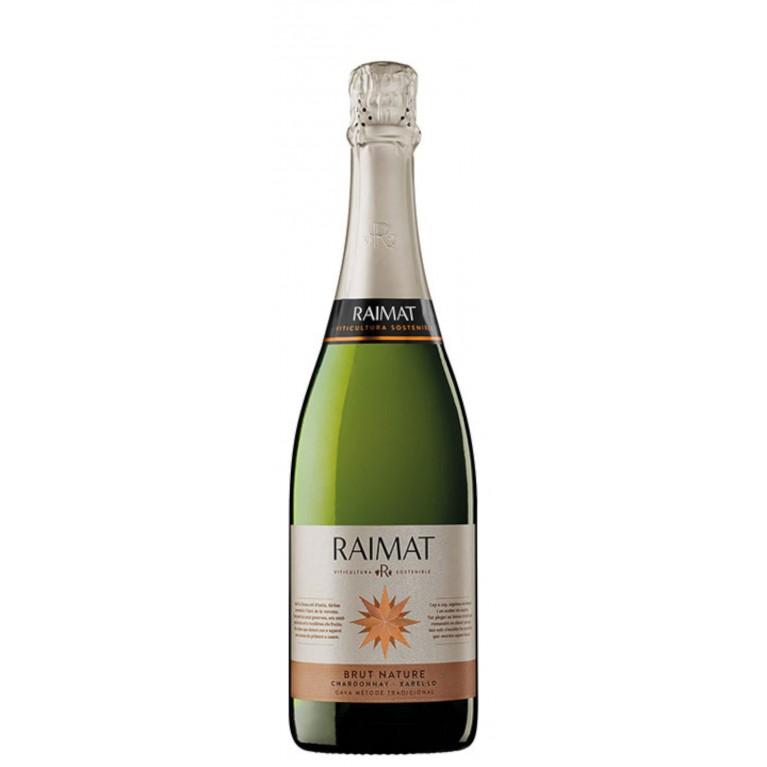 Cava Raïmat Chardonnay - Xarello Brut Nature