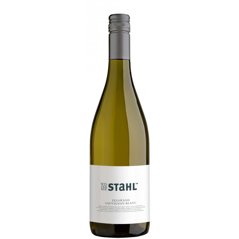 Winzerhof Stahl Felswand Sauvignon Blanc unfiltriert trocken