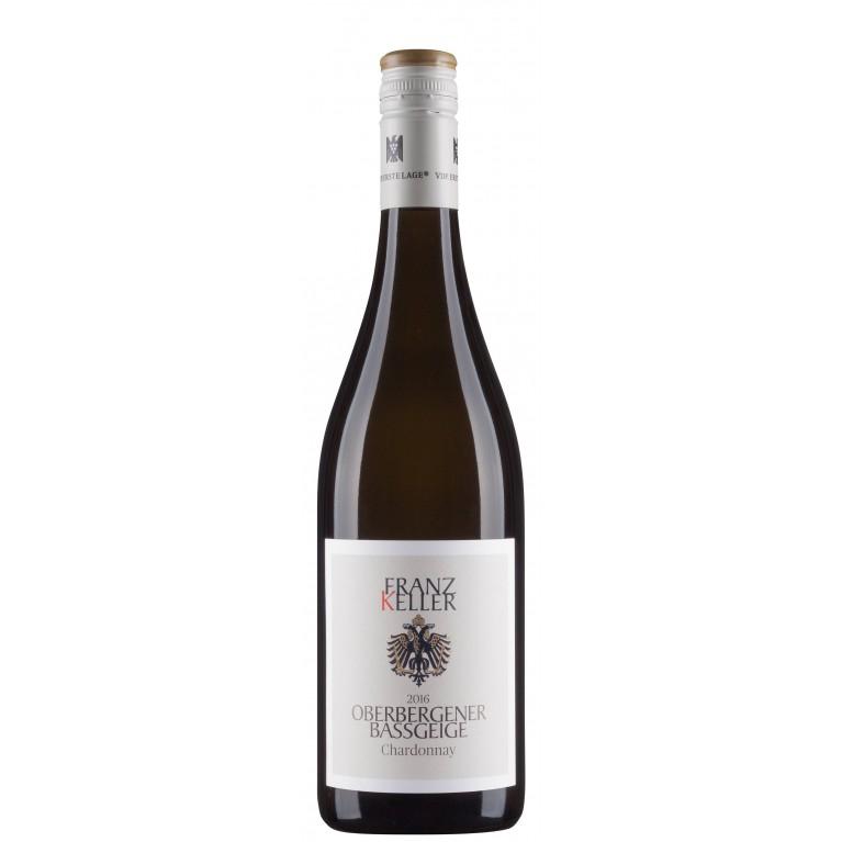 Franz Keller 2015 Chardonnay Bassgeige 1.Lage trocken