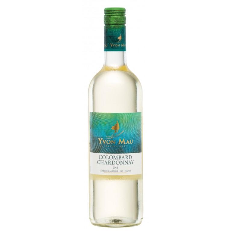 Yvon Mau Colombard Chardonnay trocken