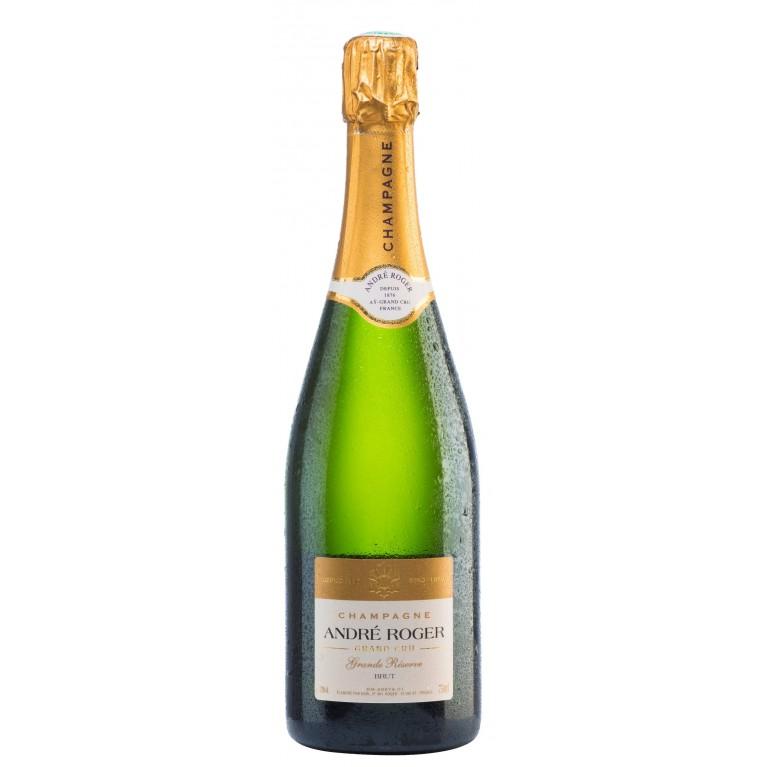 André Roger Champagne Grand Réserve Grand Cru trocken