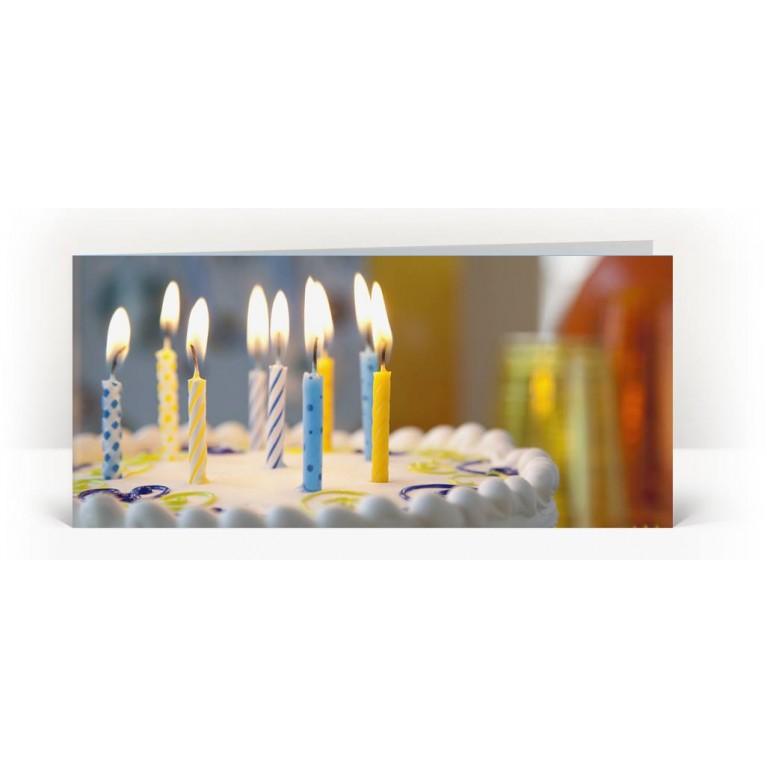 Grußkarte 'Geburtstag'