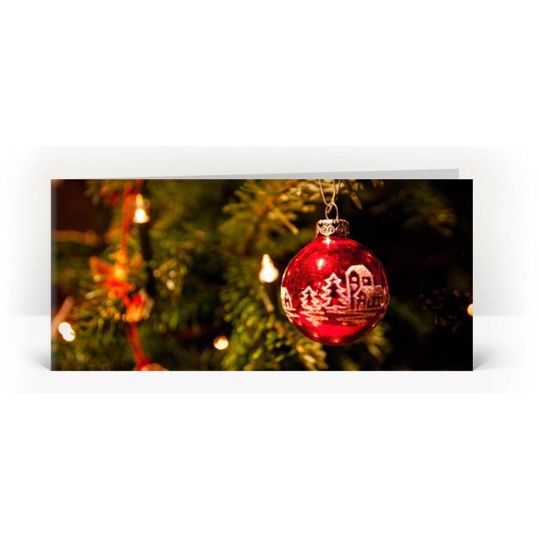 Grußkarte 'Weihnachten'