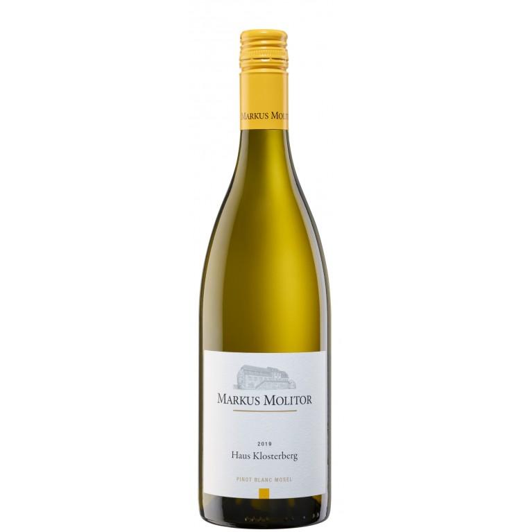 Markus Molitor Haus Klosterberg Pinot Blanc trocken