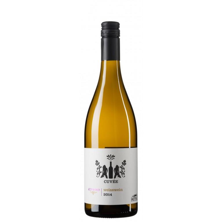2019 Cuvée Blanc 'Aufwind' trocken (ausverkauft, Nachfolger Anfang 2021)