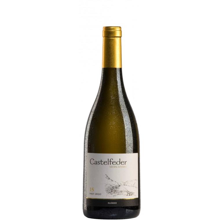 Castelfeder Pinot Grigio '15' trocken