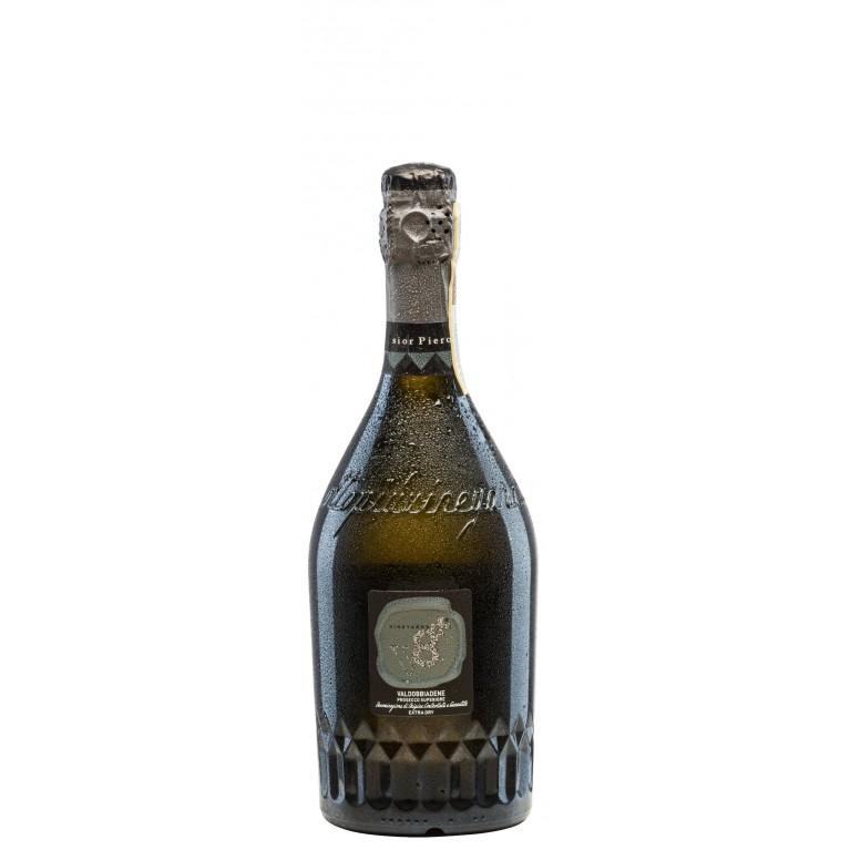 V8+ Sior Piero Valdobbiadene Prosecco Extra Dry extratrocken