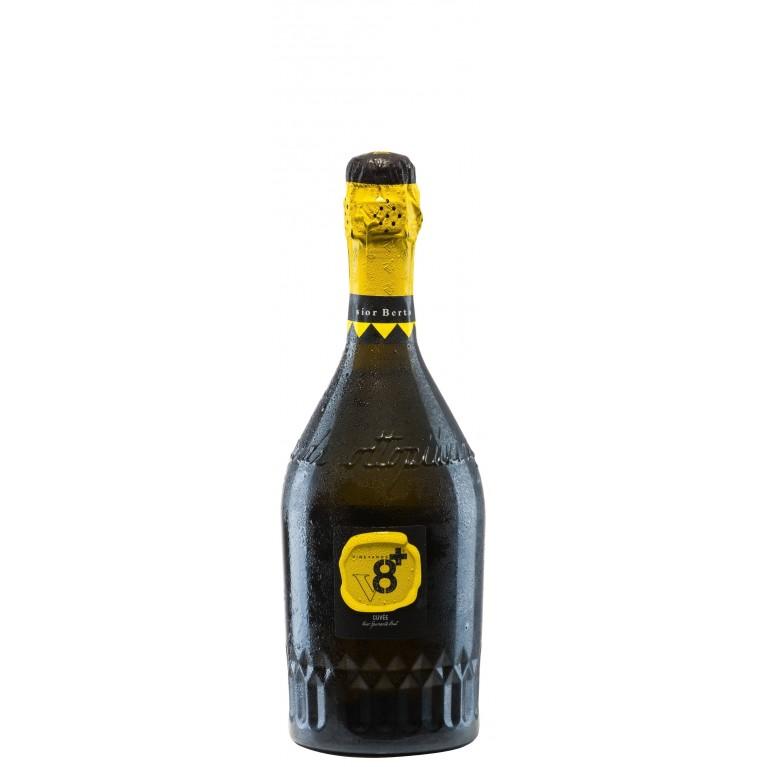V8+ Sior Berto Cuvée Vino Spumante Brut brut