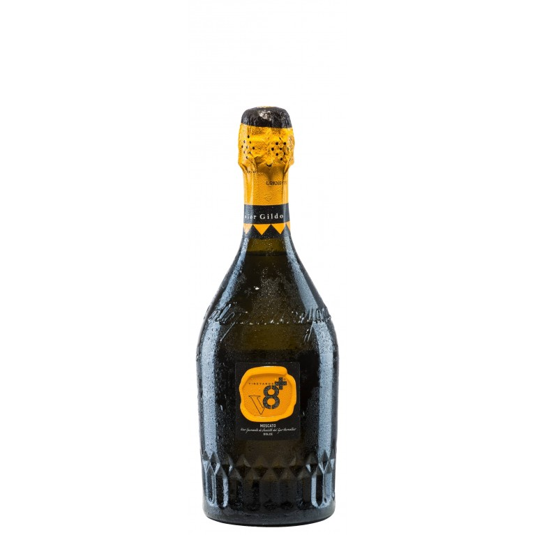 V8+ Sior Gildo Moscato Dolce Spumante süß