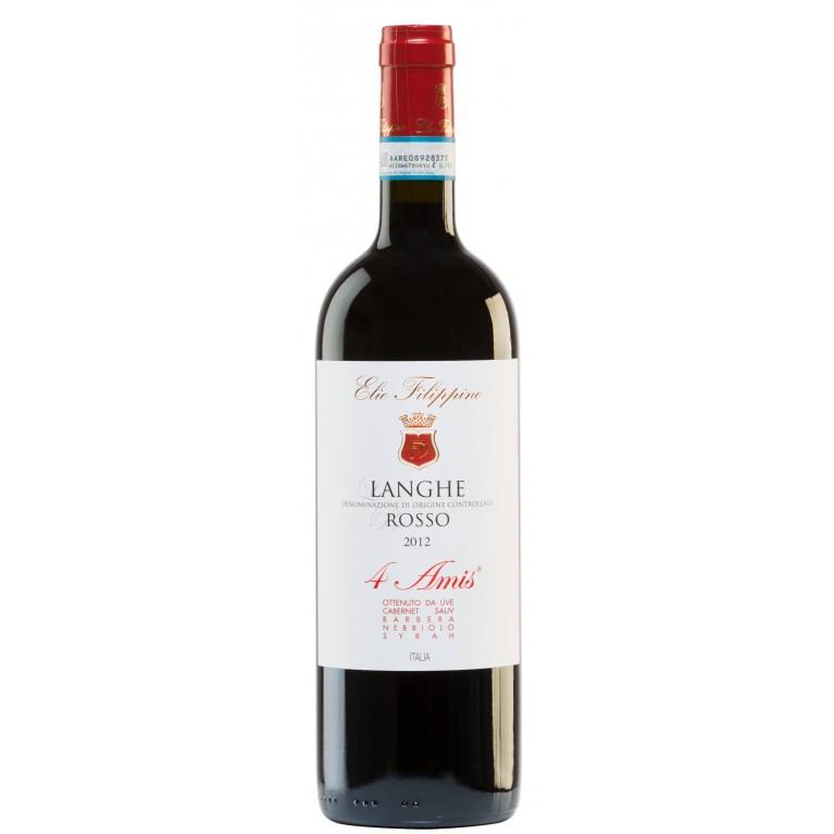 Elio Filippino Langhe Rosso '4 Amis' trocken