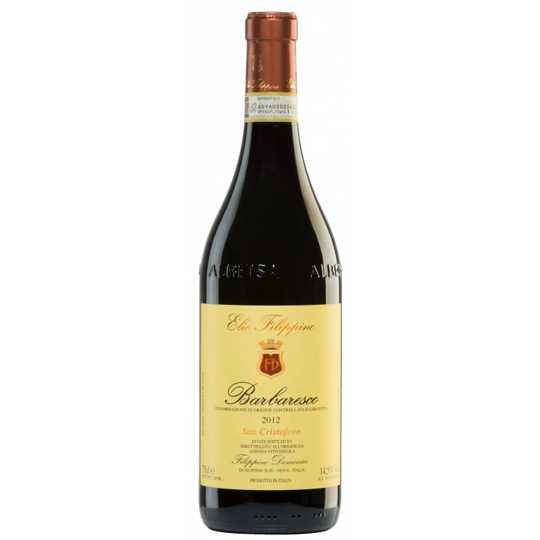 Elio Filippino Barbaresco 'San Cristoforo' trocken