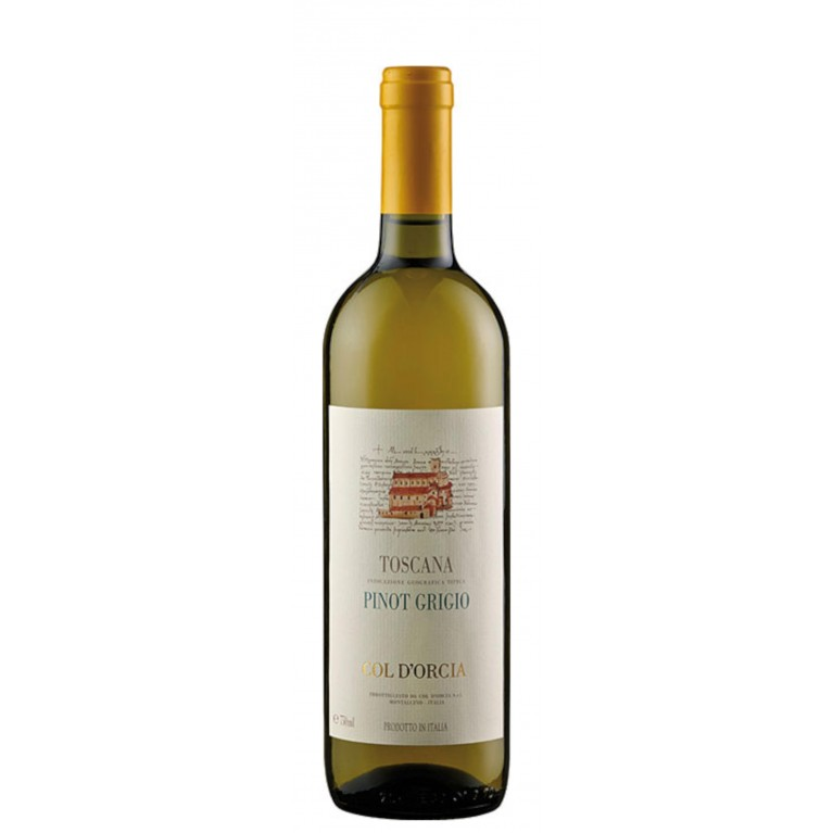Sant'Antimo Pinot Grigio - BIO trocken