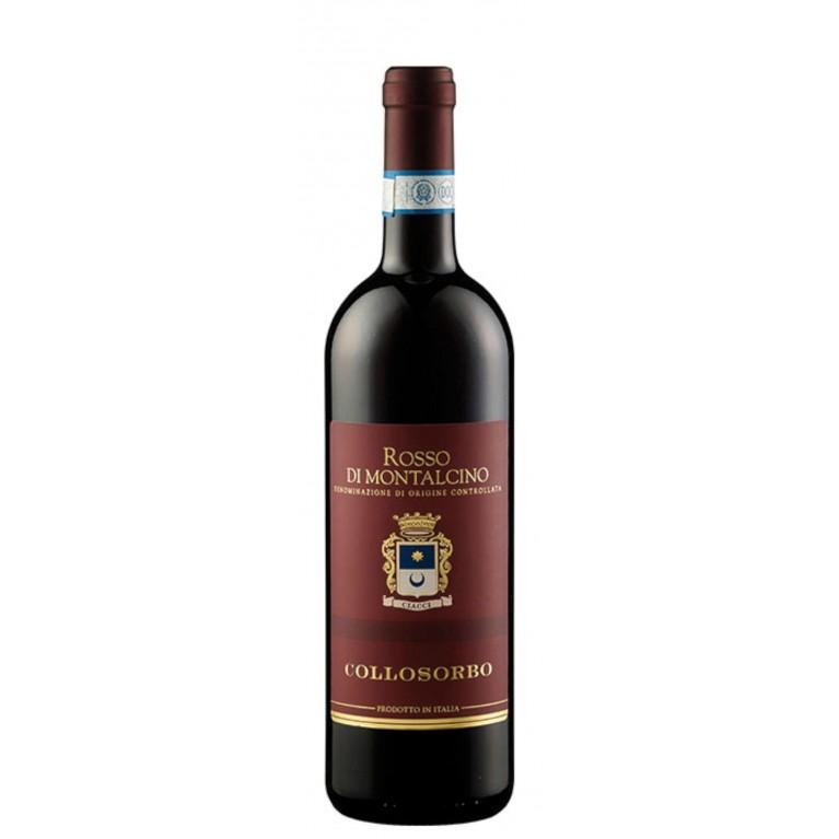 Rosso di Montalcino trocken - BIO