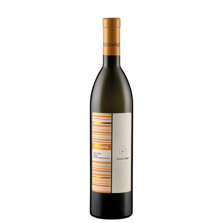 Quartanota Pinot Grigio Umbria trocken