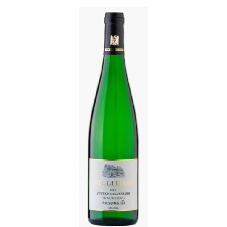 2010 Riesling Brauneberger Juffer Spätlese feinherb vom Weingut Willi Haag