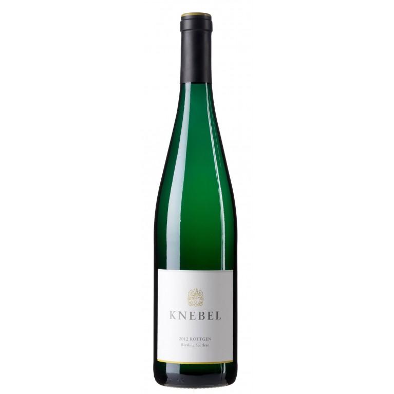 "Weingut Knebel: 2012 Riesling ""Winninger Röttgen"" Spätlese fruchtsüß"
